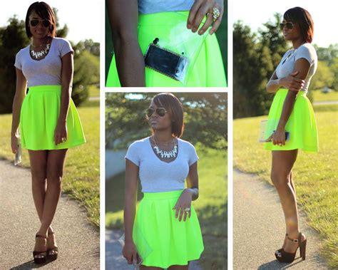 neon clothing neon fluorescent fashion handaculture