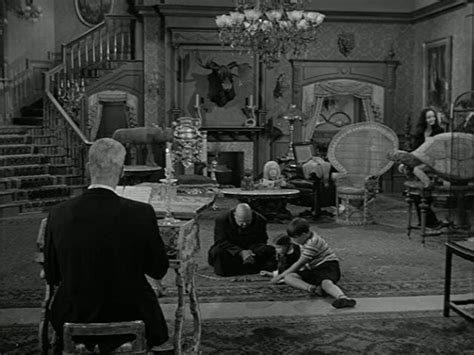 munsters living room the family house where every is