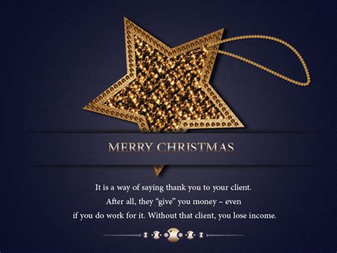 merry christmas  business partners natal