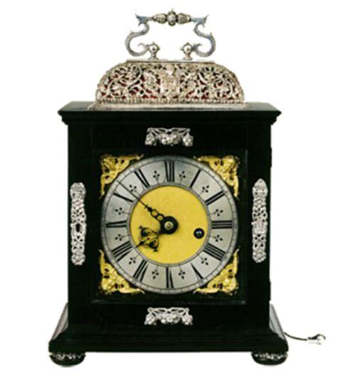 antique bracket clock stock list   john carlton smith