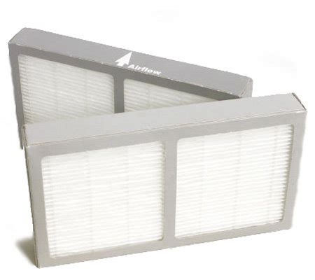 Amcor Air Purifier Replacement Filters by Set Of 2 Amcor Replacement Filters Qvc