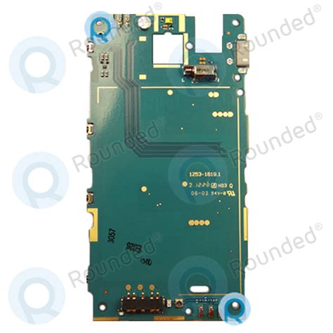 sony xperia u st25i mainboard, motherboard blue spare part