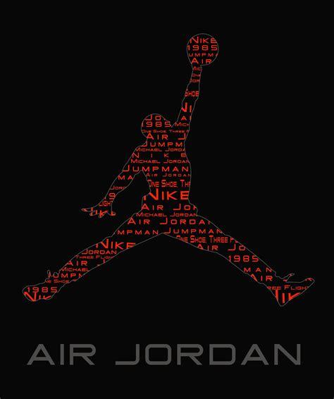 imagenes jordan logo hd jumpman logo wallpapers wallpaper cave