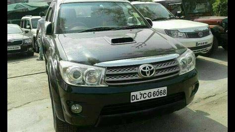 Deflecta Fortuner 2010 2012 Egr used 2010 toyota fortuner 2009 2012 3 0 mt d1186511 for sale in ghaziabad carwale