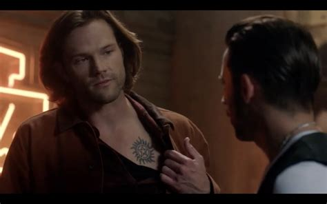 winchester tattoo supernatural season 13 hits it out of the park with the