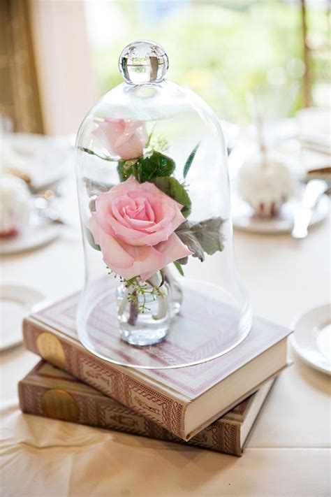 Handmade Wedding Bouquet Ideas - 15 id 233 es f 233 eriques pour mettre en sc 232 ne un mariage disney