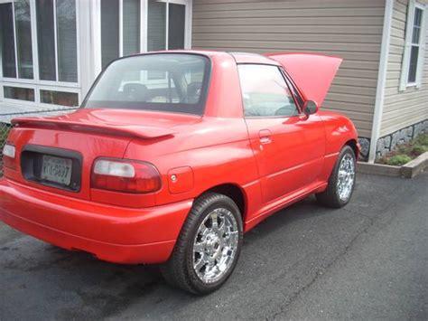Suzuki X90 Craigslist This Is A Small Block Chevy Powered Suzuki X90 1a Auto