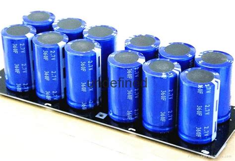 capacitor ups 100v 9f capacitor module for ups it server znp china manufacturer capacitor