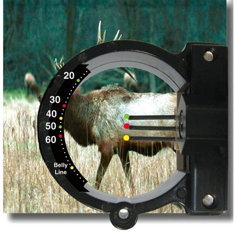 Dead Finder Dead On Range Finder 166787 Archery Sights At Sportsman S Guide