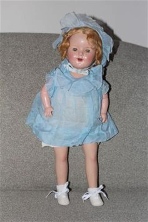 composition dolls value details about vintage eegee shirley temple look alike