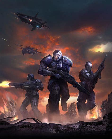 sci fi fantasy art 0957664990 36 epic looking sci fi artworks hongkiat