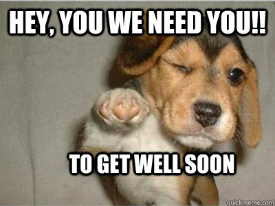 Get Better Meme - get well soon meme memes