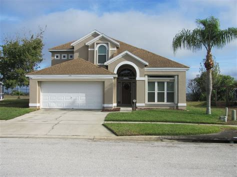 4 bedroom houses for rent in orlando disney area luxury home salt water pool