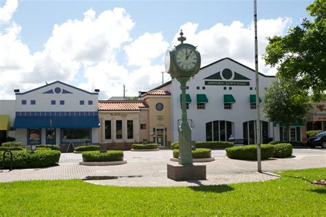 Architectural Home Styles by Homestead Fl Official Website Historic Downtown