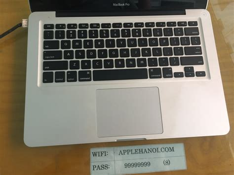 Macbook Md102 macbook pro 13 inch mid 2012 md102 99 i7 2 9ghz ram 8gb hdd