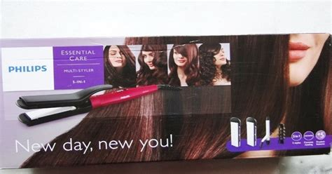 Hair Styler Kit Philips by Philips Essential Care 5 In 1 Multistyler Hp 8695 00