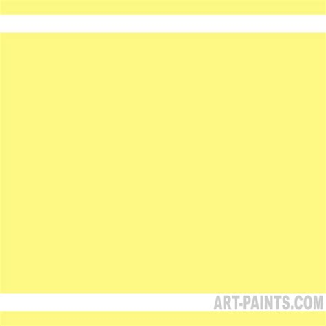 pale yellow paint light yellow sargent art acrylic paints 22 2201 light
