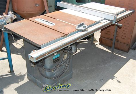 rockwell table saw extension 10 quot used rockwell table saw mdl 34 461 unisaw