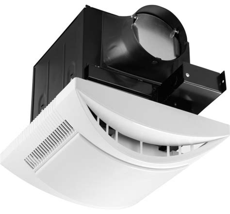 modern bathroom exhaust fan light progress lighting 80 cfm energy star bathroom exhaust fan
