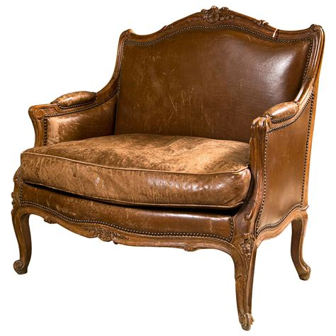 Provincial And Chair by Provincial Style Bergere Chair For Sale At 1stdibs