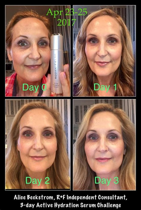 3 day hydration challenge 41 best hydration serum images on hydrating