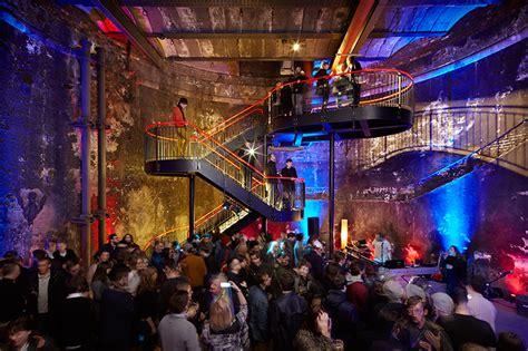 designboom underground tate harmer transforms part of brunel s thames tunnel in