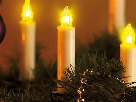 led weinachtsbaum kerzen bewegt led weihnachtsbaumkerzen mit fernbedienung 10 stk