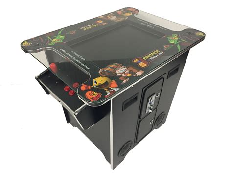 cocktail table arcade arcade rewind 60 in 1 cocktail arcade machine for sale