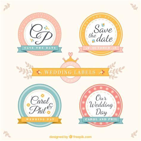 imagenes vintage redondas pegatinas redondas de boda en estilo vintage descargar