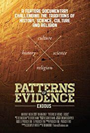 pattern of evidence movie patterns of evidence exodus 2014 discuss cast