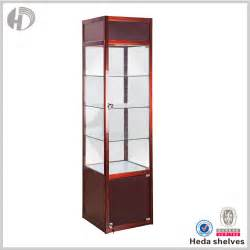 Glass Display Cabinet On Wall Wall Mount Glass Display Cabinet Buy Wall Mount Glass