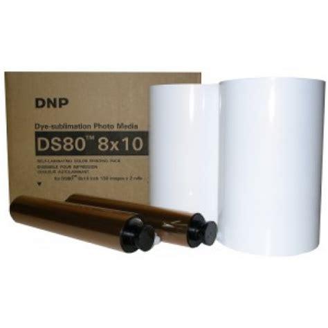 dnp ds80 8x10 quot print kit ds80pk810