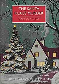 the arm of the library crime classics books the santa klaus murder library crime classics