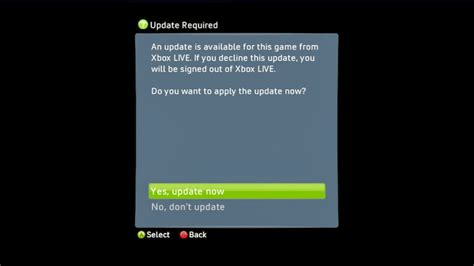 xbox 360 console update how to update xbox 360 xbox console