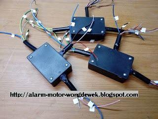 Alarm Motor Remote Starter Vinyx alarm motor tangerang wong dewek jual dan pasang alarm