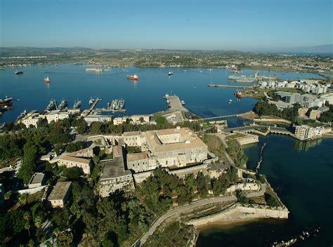 porto augusta porto di augusta autorit 224 di sistema portuale mare