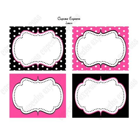 minnie mouse free printable templates search results