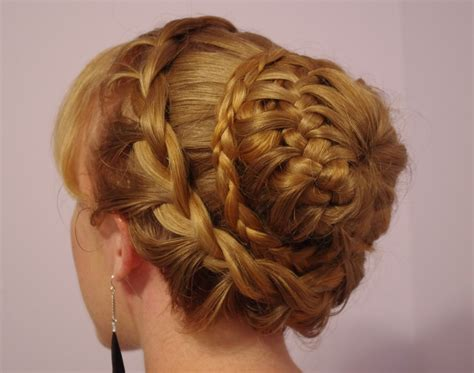 beautiful hairstyles and their names braids hairstyles for super long hair fancy braided bun