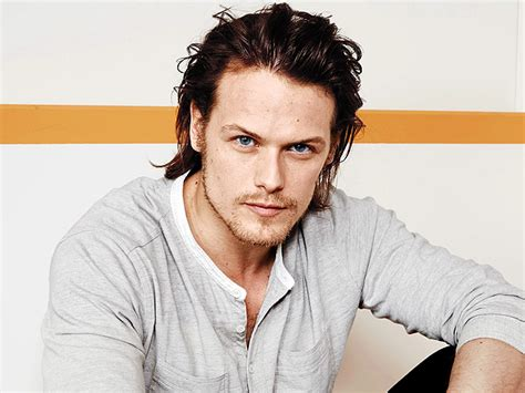 2015 Hottest Man | sam heughan one of people s sexiest men alive 2015