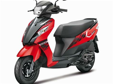 Suzuki Lets 2 Suzuki Launched The All New Hayate Ep And Bs Iv Let S