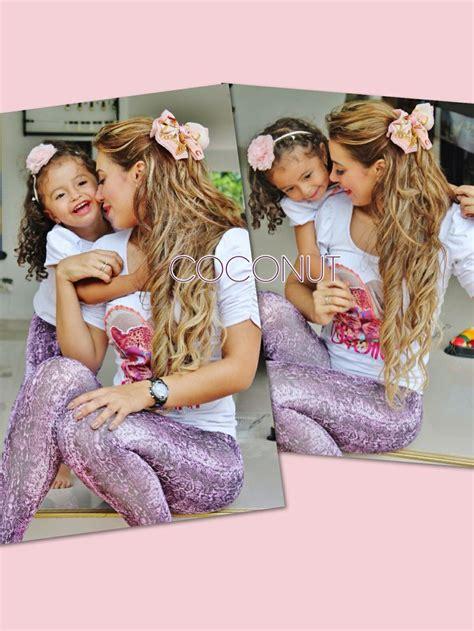 mamas comparten novio con hija moda madre e hija coconut by cindy palma pinterest