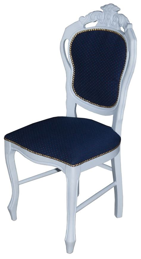 blue chair upholstery secondhand trailers mayfair furniture caterfair