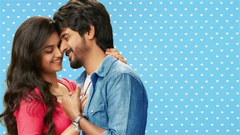 remo romantic images sivakarthikeyan and keerthi suresh in remo movie photo