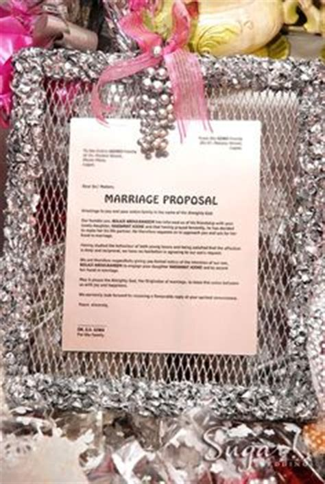 Acceptance Letter For Marriage 1000 Images About Yoruba Acceptance Letters On Traditional Weddings Step