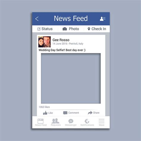 design frames for facebook wall photo collage template create an awesome gallery wall