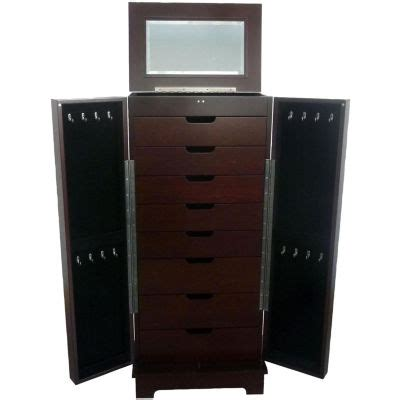 mele co jewelry armoire mele co lynwood jewelry armoire