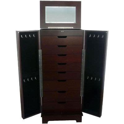 mele jewelry armoire mele co lynwood jewelry armoire