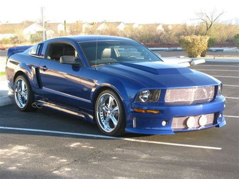 manual cars for sale 2005 ford mustang instrument cluster sell used 2005 ford mustang gt 4 6l super charged eleanor in tucson arizona united states for