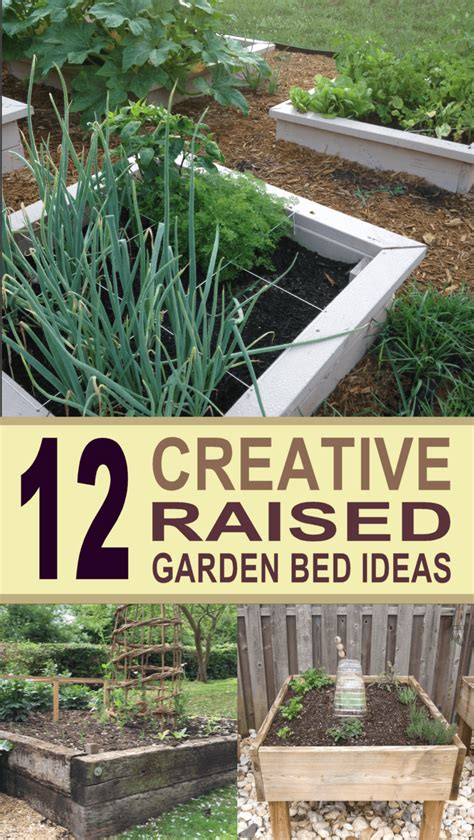 raised bed gardening ideas 12 diy raised garden bed ideas