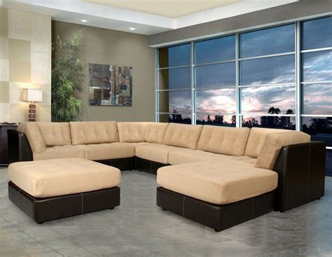 Most Comfortable Sectional Sofas Numbered In The Most